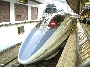 新幹線 BTM