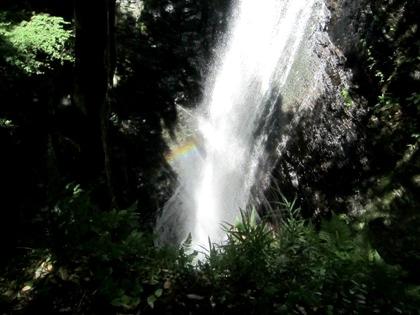 垂水 waterfall